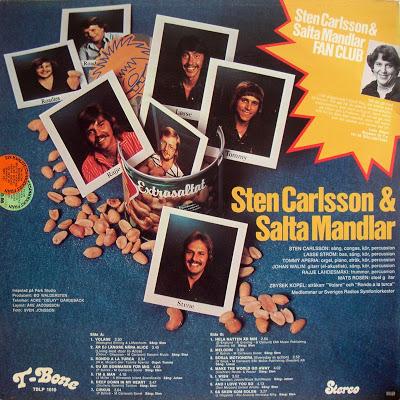 Sten Carlsson & Salta Mandlar