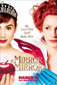 Poster original de Blancanieves (Mirror, Mirror)