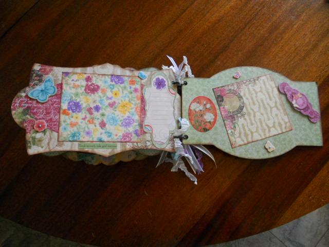 Wedding Gift Ideas For Niece : Deanna Lynns Designs: Wedding gift for my husbands niece!!!