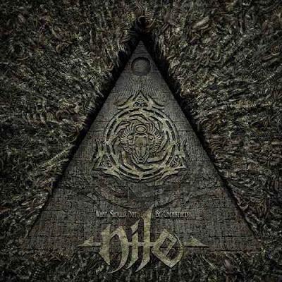 NILE: Εξώφυλλο και λεπτομέρειες για το επερχόμενο album