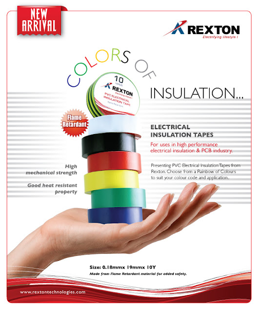 Rexton Technologies - manufacturers of insulation tapes