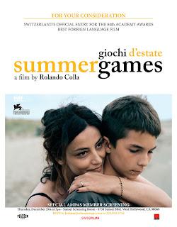 Giochi d'estate Poster