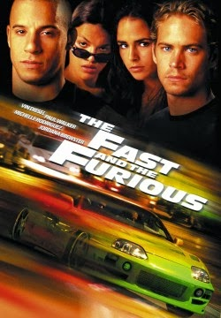 Fast and Furious 1 2001 poster
