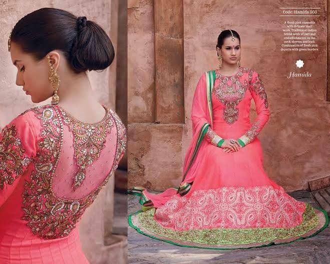 Model Terbaru Baju Jodha Akbar Trend 2015