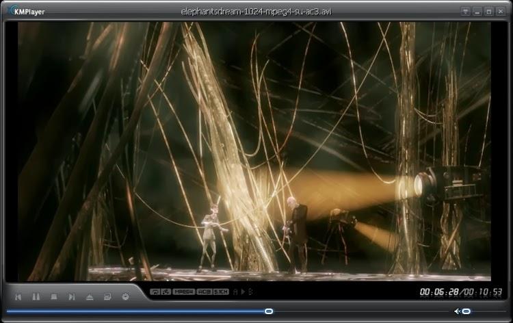 Как воспроизводить видео с расширением webm