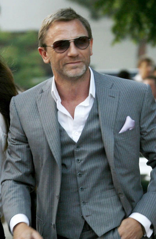 Craig...Daniel Craig...his Bond Fashion Style Daniel Craig