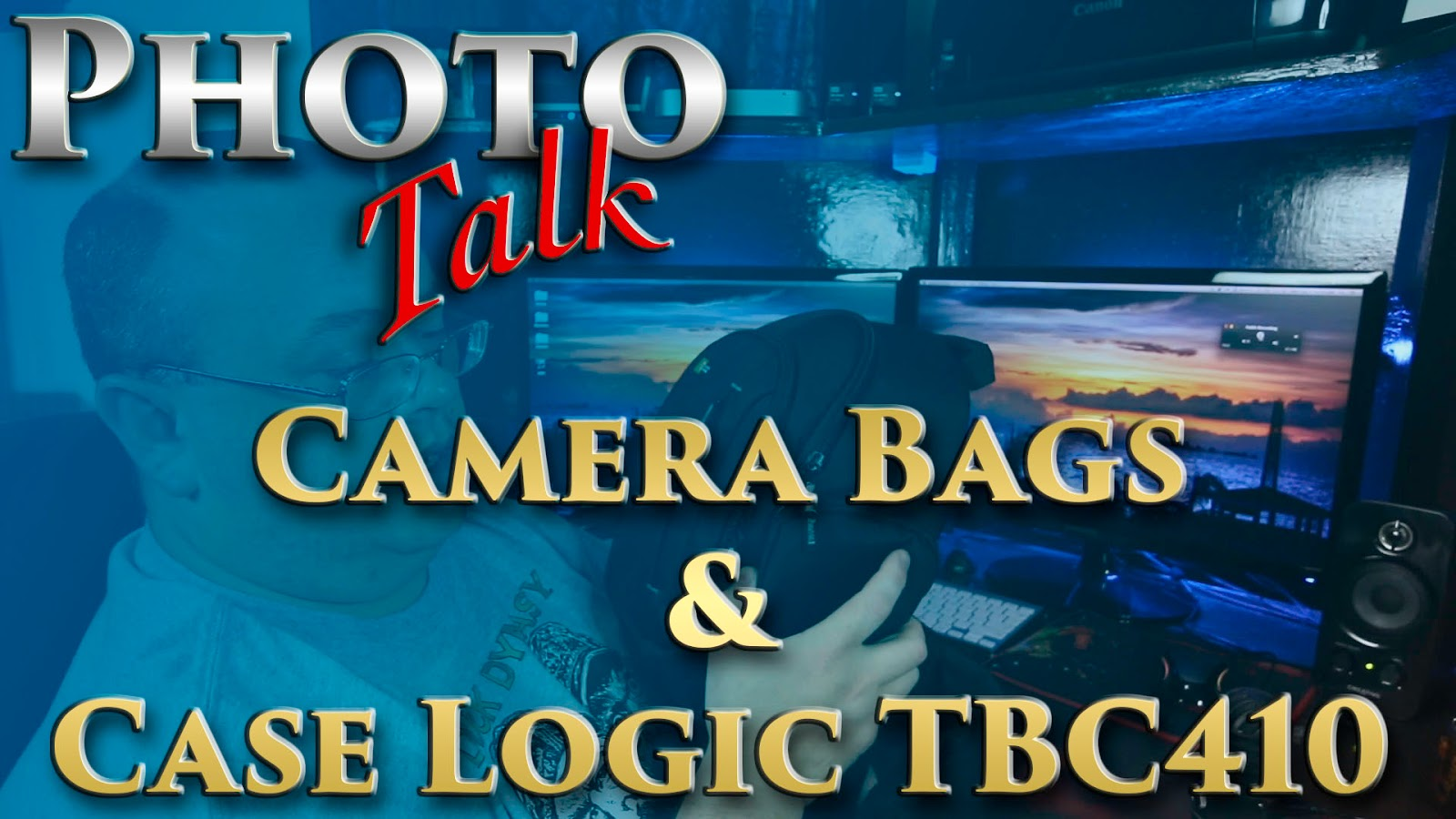 Camera Bags & Case Logic TBC410 DSLR Sling