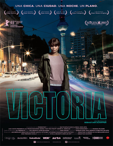 Ver Victoria (2015) Online