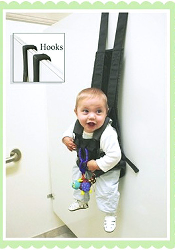 Bathroom Baby Harness