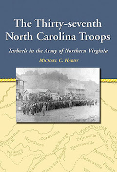 The Thirty-seventh North Carolina Troops.