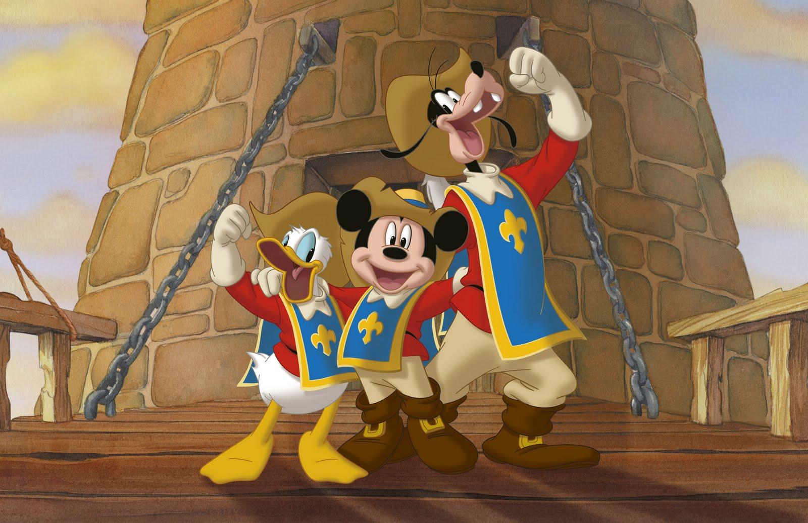 que hicieron el finde Mickey%2Bdonald%2Bgoofy%2Blos%2Btres%2Bmosqueteros%2Bdisney%2B2004%2Bpromocional%2B2