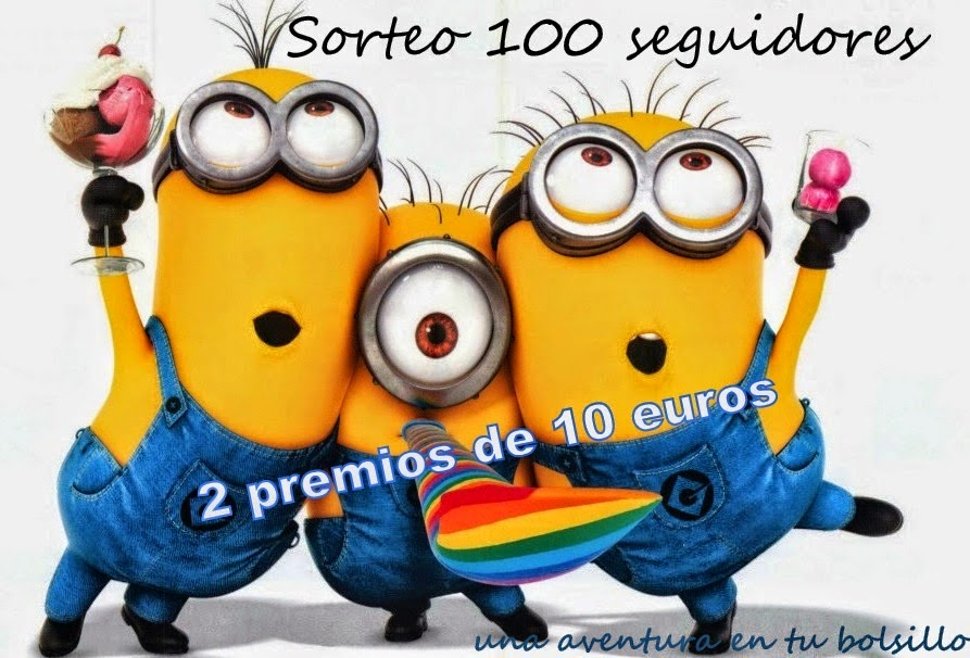 http://unaaventuraentubolsillo.blogspot.com.es/2014/11/sorteo-100-seguidores.html?showComment=1416949222510#c2006956501805933881