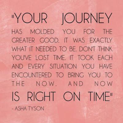 Asha Tyson Quote