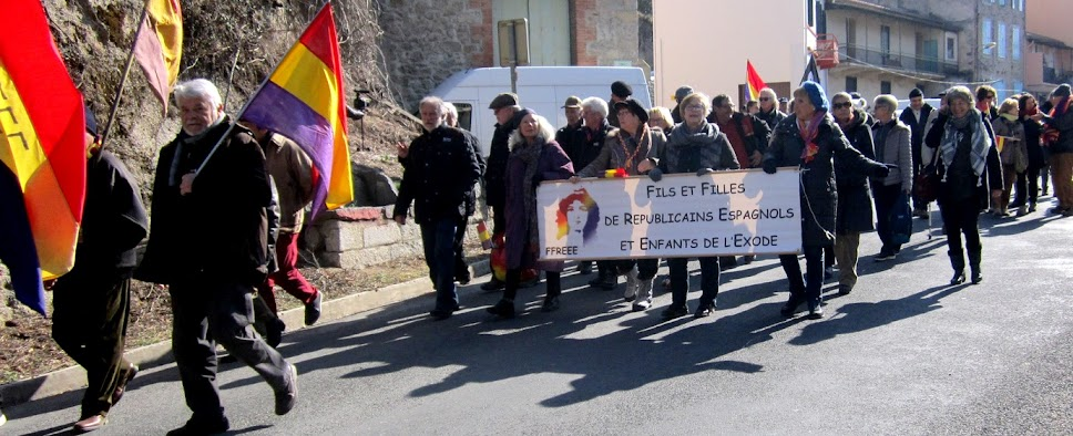 1939-2018 Fils et Filles de Républicains Espagnols et Enfants de l'Exode.
