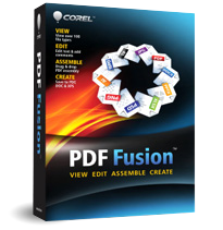 Corel PDF Fusion 1.12 Build 16.04.2013 Including Keygen X-Force