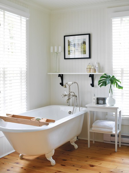 Traditional Cottage Bathroom Ideas Traditional Cot...