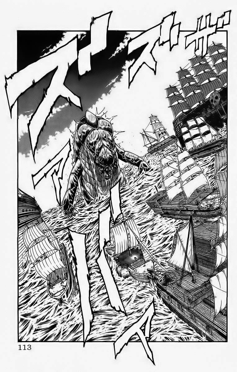 Vua Trên Biển – Coco Full Ahead chap 237 Trang 6 - Mangak.info