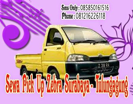 Sewa Pick Up Zebra Surabaya - Tulungagung
