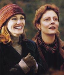 Lado a Lado - Susan Sarandon e Julia Roberts