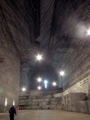 Unirea Salt Mine, The Heroes Cross, Slanic Prahova