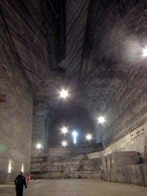 Unirea Salt Mine, The Heroes Cross, Slanic Prahova