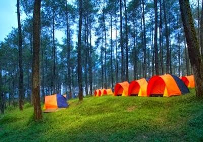 Paket Wisata Bandung Camping dan Outbound 2015