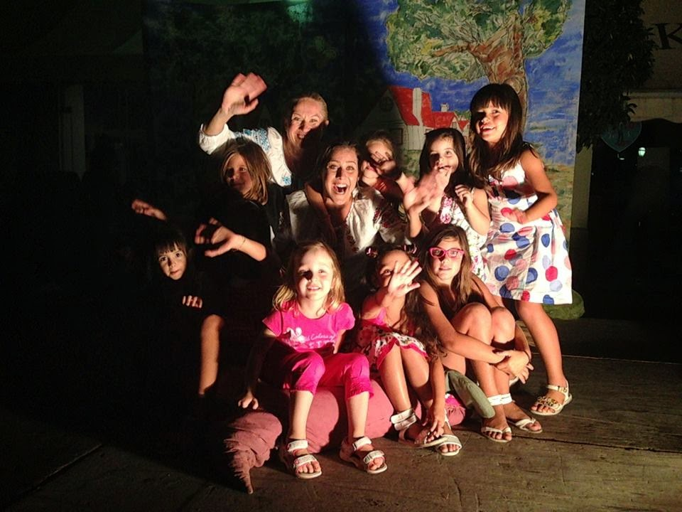 "Blog του Θεάτρου Κούκλας της Ιρίνα Μπόικο ""People & Puppets' Svit"""