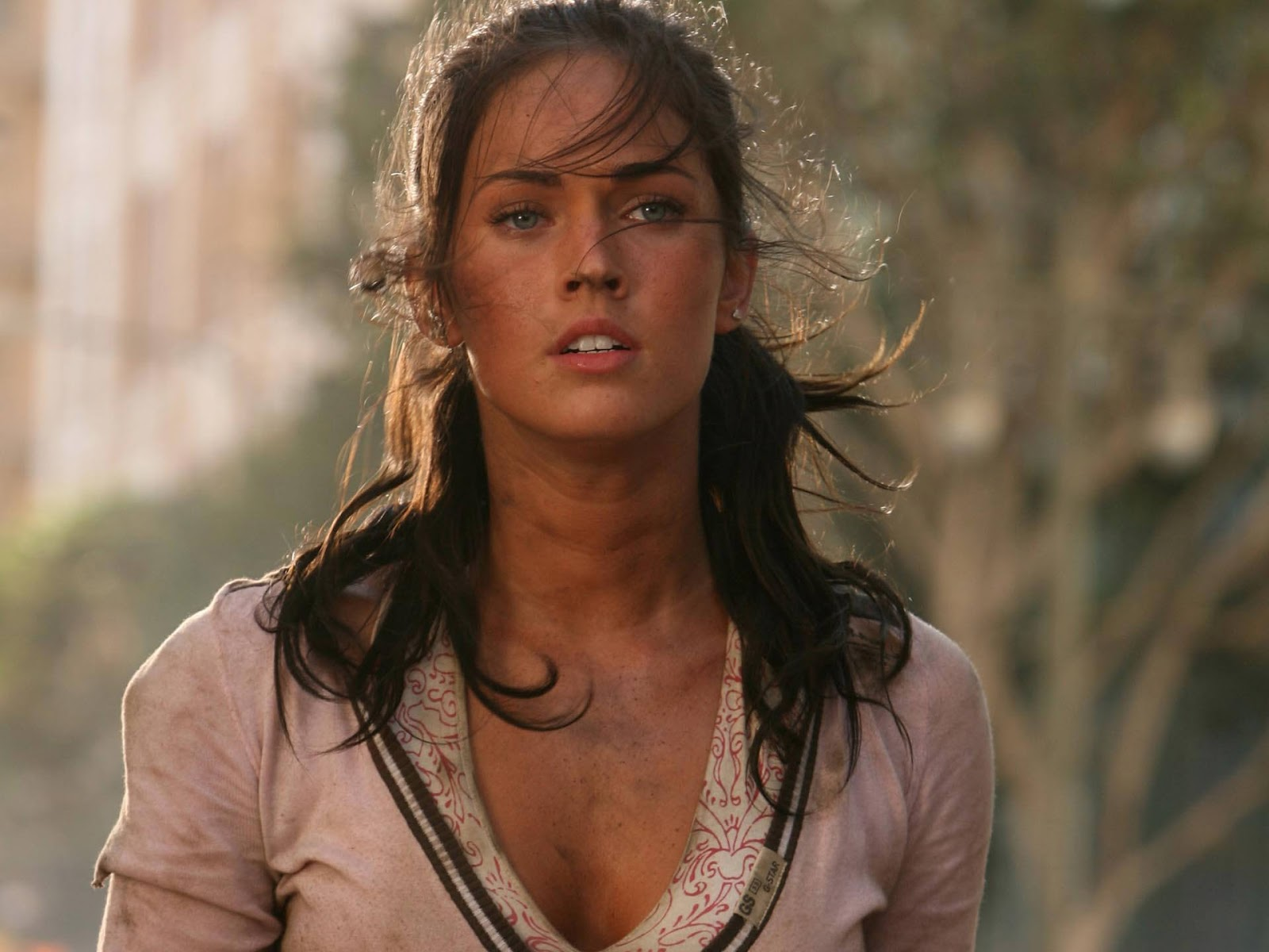 celebrities movies and games megan fox transformers