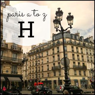 Paris A to Z: H is for Haussmann Architecture