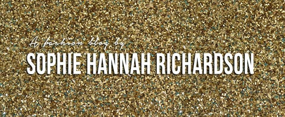 Sophie Hannah Richardson