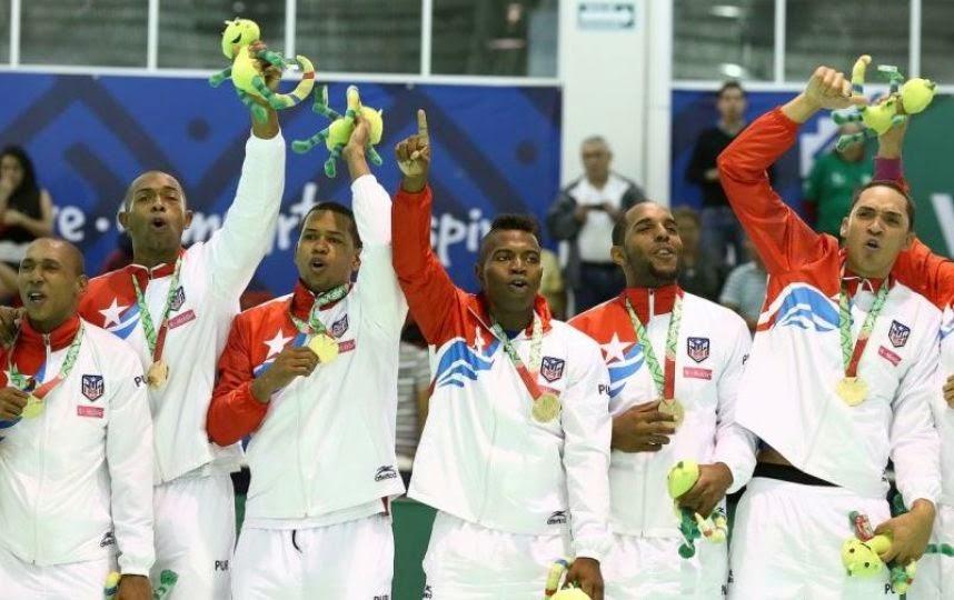 Puerto Rico campeón en Centroamérica y el Caribe