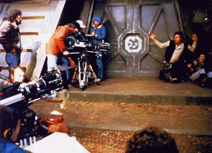 THE MAKING OF 'REVENGE'/'RETURN OF THE JEDI'