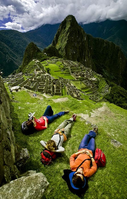 Lost City of the Incas, Macho Piccu, Peru