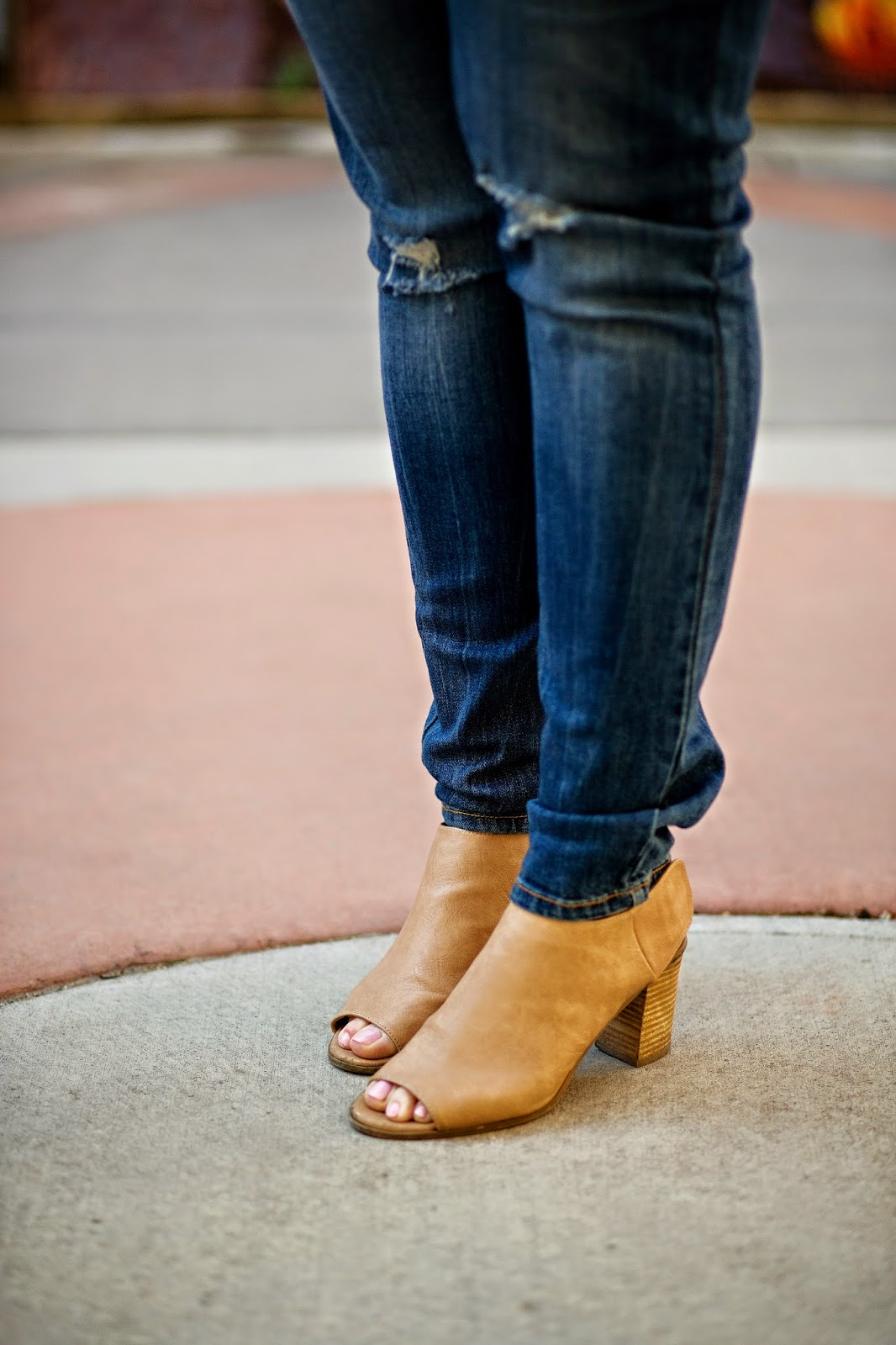 Open Toed Booties are a spring MUST for all you fashion lovers!
