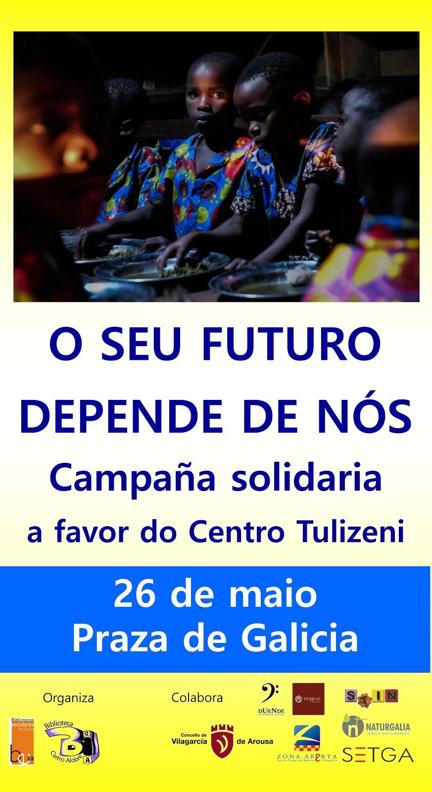 O seu futuro depende de nós