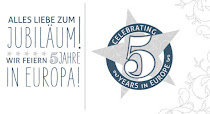 5 Jahre Stampin'Up! in Europa