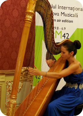 Rozalia Pataki - recital de harpa