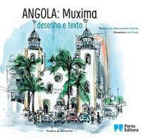 Livro «Angola: muxima, desenho e texto»