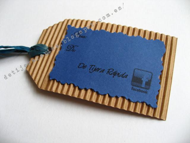 etiquetas personalizadas scrap regalos tutorial