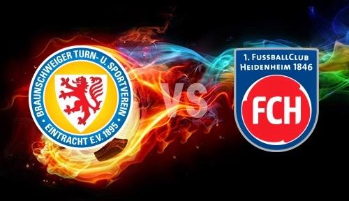 Prediksi Skor Terjitu Eintracht vs 1. FC Heidenheim jadwal 09 agustus 2014