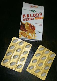 Kalory Emergency 1000 Trepat Diet