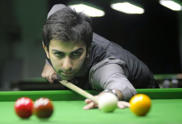 Indian Cueist Pankaj Advani Won His Maiden IBSF 6 RedWorld Snooker