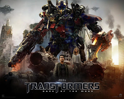 transformers dark of the moon review