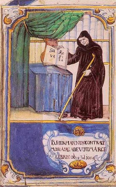 Beato Hermanno de Reichenau