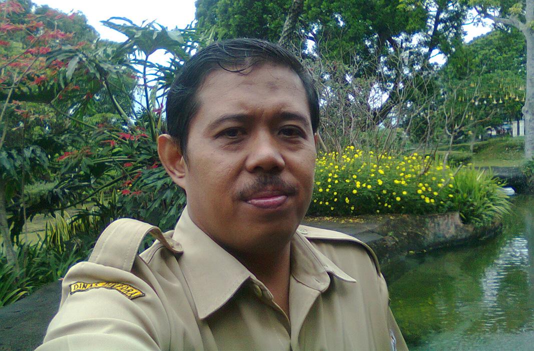 Saat sedang mengikuti TOT di Bandungan - Semarang