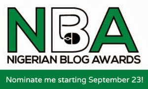 Nominate Ajetun Blog Now