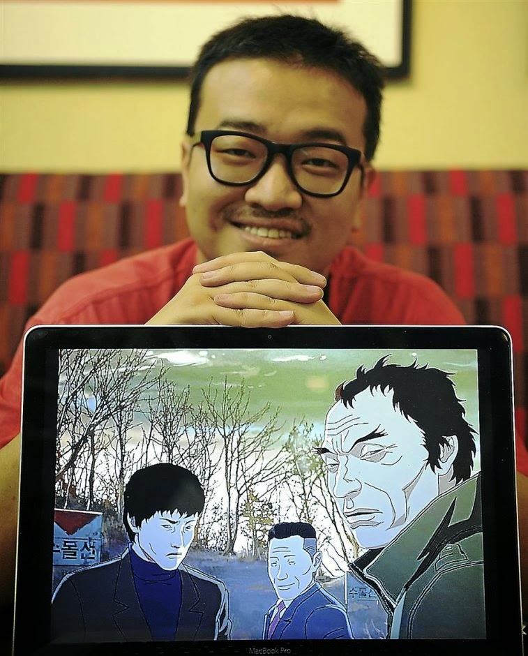Yeun Sang-ho, director de THE FAKE