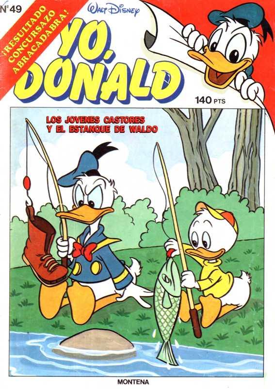 Añadido el nº Yo, Donald 29 Cortesía de Auromar y Alienkav