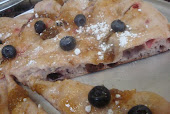 Betty Crocker Triple Berry Pizza