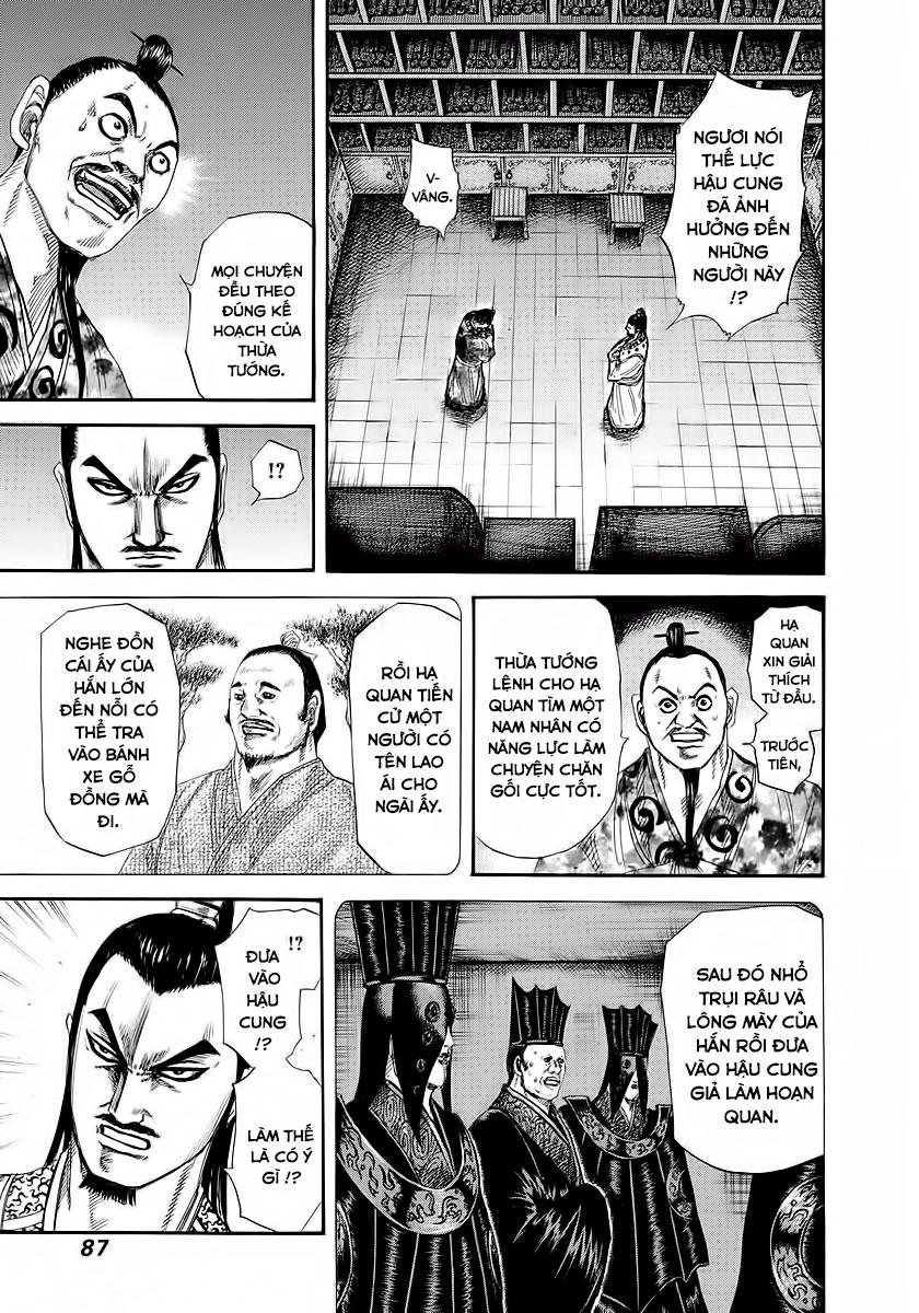 Kingdom - Vương Giả Thiên Hạ Chapter 255 page 8 - IZTruyenTranh.com